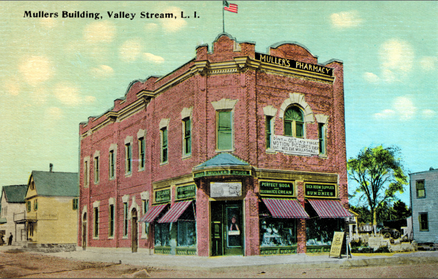 history hidden in plain sight valley stream historical society